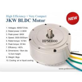 Motor HPM 3000
